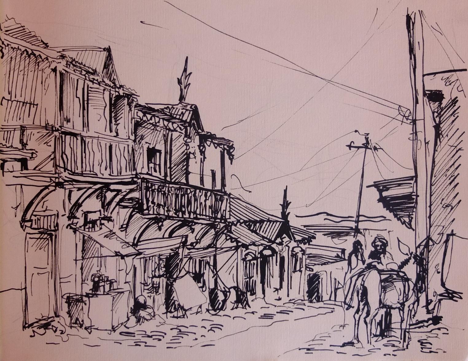 rues d'Harar