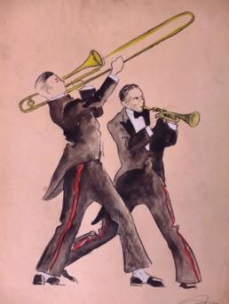 musiciens de jazz