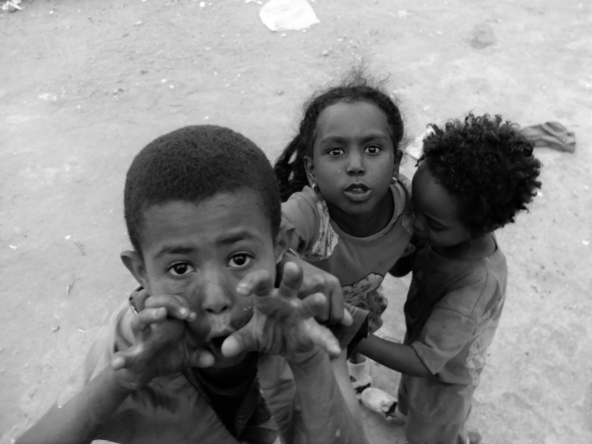 enfants hararis